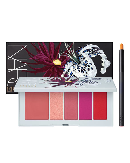 Nars Limited Edition Poison Roselip Eyeshadow Palette