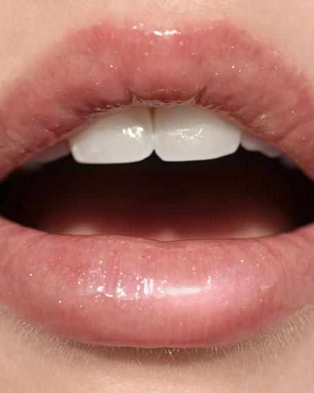 BeautyBio The Pout Sparkling Rosé Volumizing Lip Serum, 0.5 oz./ 15 mL