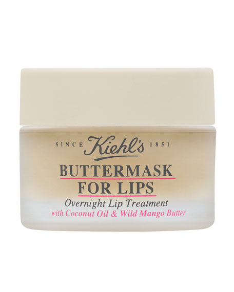 Kiehl's Since 1851 Buttermask Lip Smoothing Treatment, 0.5