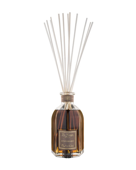 Oud Nobile Glass Bottle Collection Fragrance Diffuser, 17 oz./ 500 mL