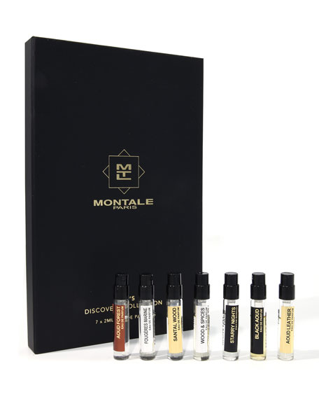 Montale Men's Discovery Collection