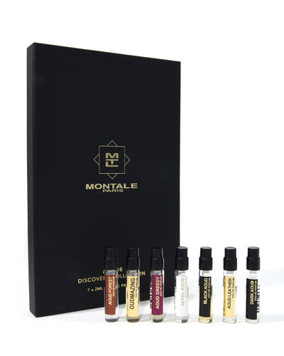 Montale Aoud's Discovery Collection