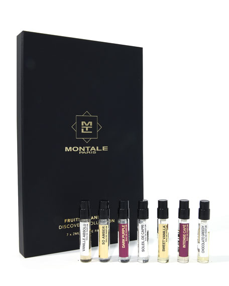 Montale Fruits & Vanillas Discovery Collection