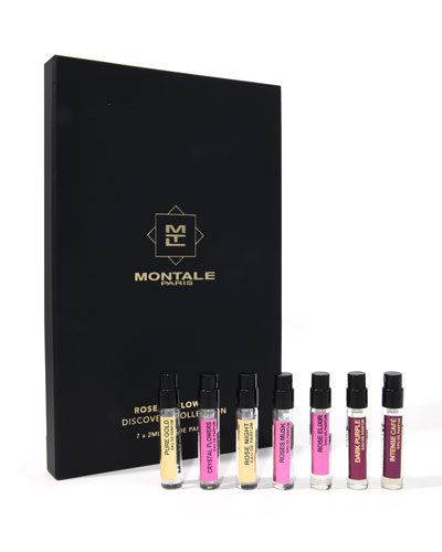 Montale Roses & Flowers Discovery Collection