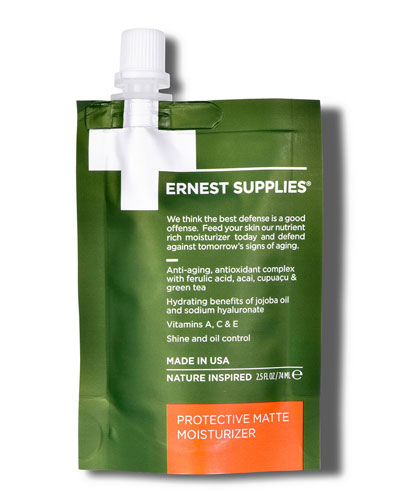 Protective Matte Moisturizer Tech Pack, 2.5 oz./ 74 mL