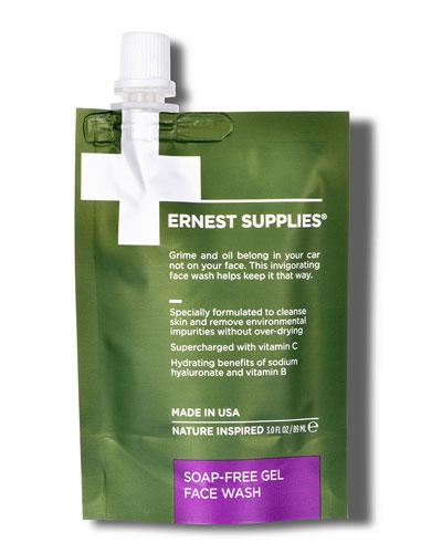 Soap Free Gel Face Wash Tech Pack  3.0 oz./ 89 mL