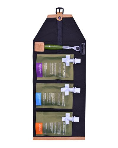 Roll Up Skincare Tool Kit