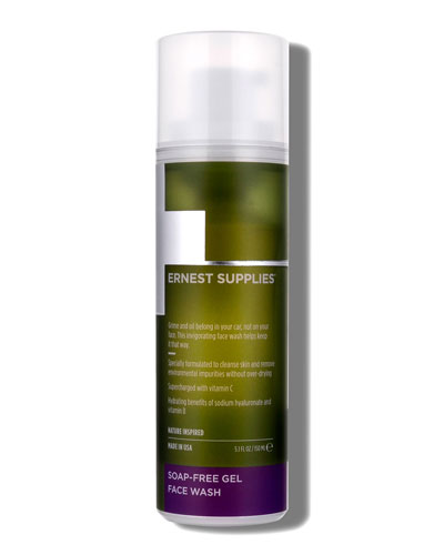 Soap-Free Gel Face Wash  5.1 oz. / 150 ml