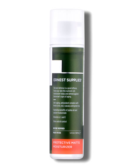 Ernest Supplies Protective Matte Moisturizer, 3.4 oz. /