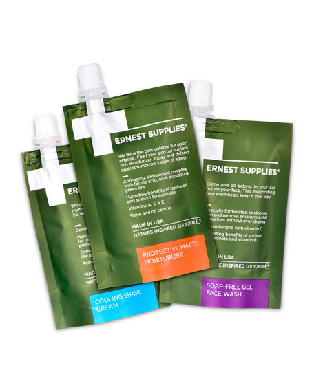 Skincare Essentials Trio Kit