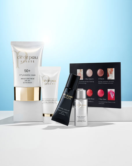 Cle de Peau Beaute Radiant Summer Collection