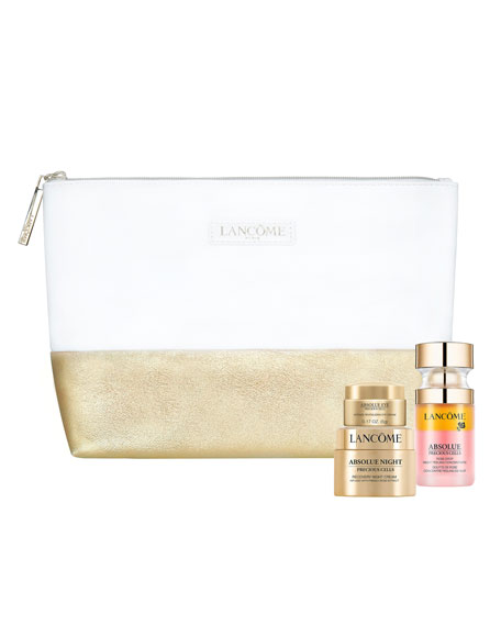 Lancome Absolue Precious Cells Revitalizing Night Routine