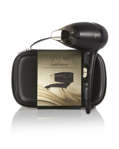 Saharan Gold Flight Travel Hair Dryer