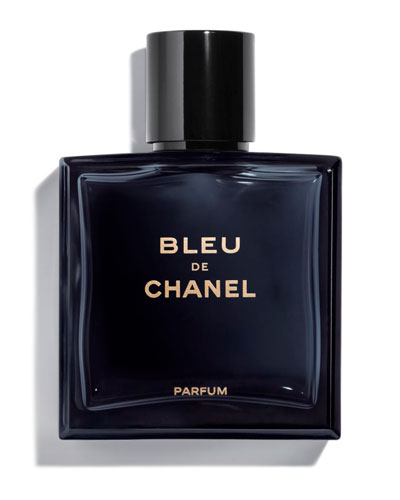 <b>BLEU DE CHANEL</b><br>PARFUM, 3.4 oz./ 100 mL