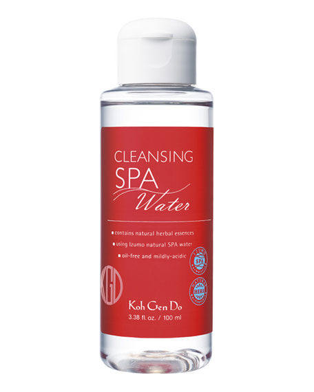 Cleansing Water, 3.4 oz./ 100 mL
