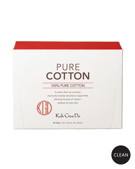 Koh Gen Do Pure Cotton ?? 60 Pads