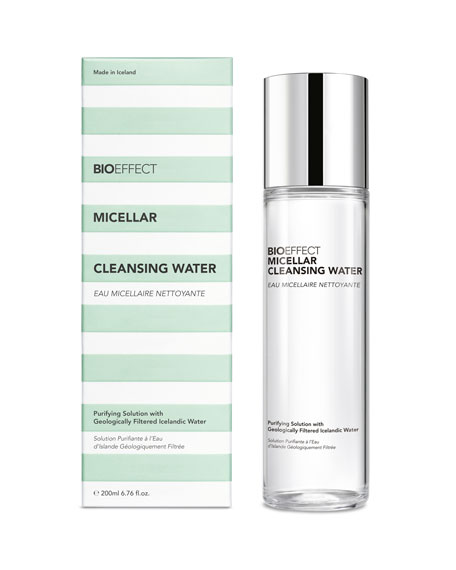 Micellar Cleaning Water, 6.7 oz. / 200 ml