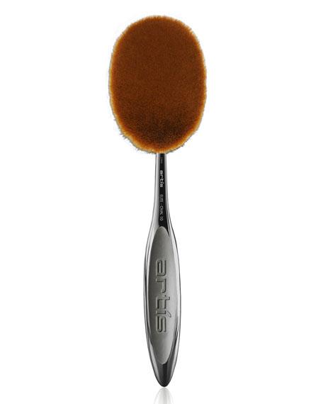 Elite Smoke Oval 10 Makeup Brush