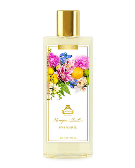 Agraria Monique Lhuillier Citrus Lily Bath & Shower