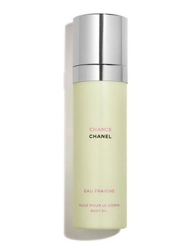 <b>CHANCE EAU FRA&#206;CHE</b><br>Body Oil