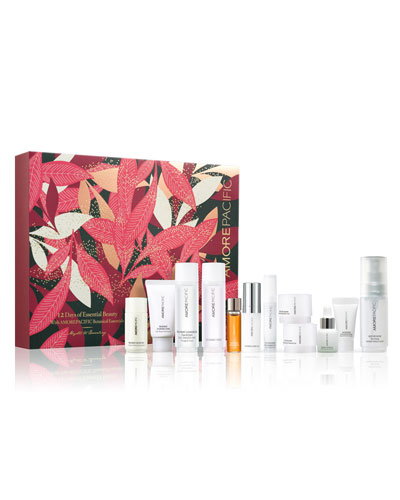 12 Days of Essential Beauty Collection