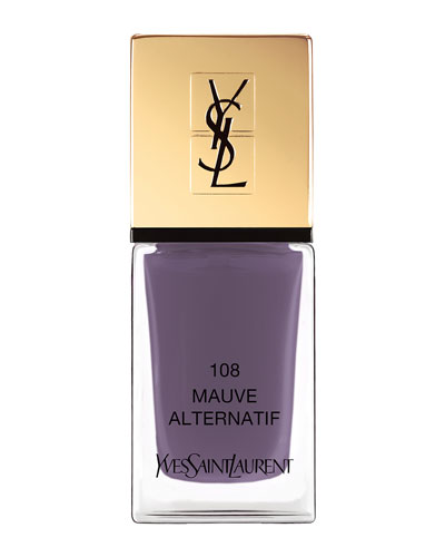 La Laque Couture Nail Polish - Fall Limited Edition Yconic Purple