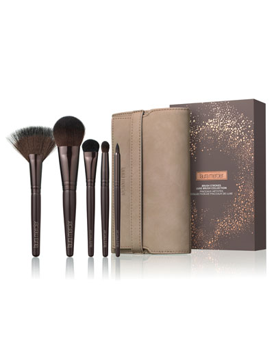 Brush Strokes Luxe Makeup Brush Collection