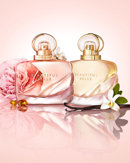 Estee Lauder Beautiful Belle Eau de Parfum Spray, 3.4 oz./ 100 mL