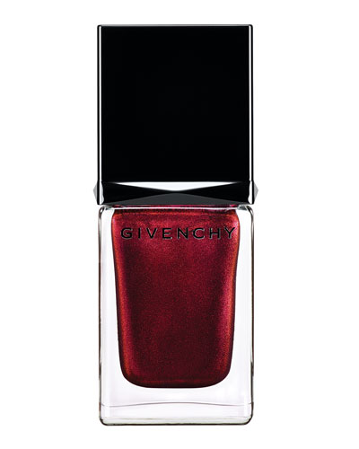 Midnight Skies Le Vernis N° – Cosmic Night Limited Edition Couture Nail Colour, High Shine