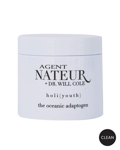 Agent Nateur + Will Cole Holi (youth) Supplement – The Ocean Adaptogen