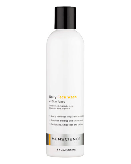 Daily Face Wash, 8 oz./ 237 mL