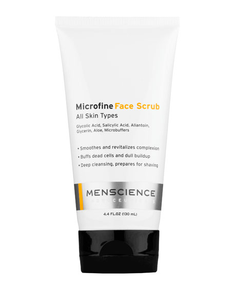 Microfine Face Scrub, 4.4 oz./ 130 mL