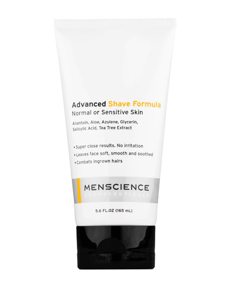 MenScience Advanced Shave Formula, 5.6 oz./ 166 mL