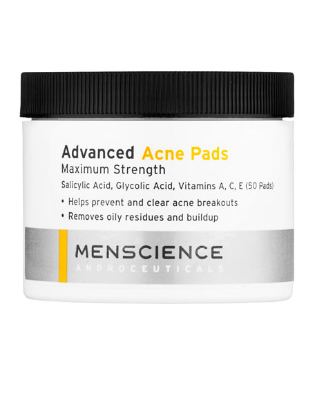 Advanced Acne Pads, 50 Pads