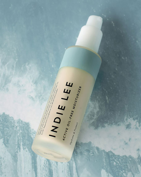 Image 3 of 3: Indie Lee 1.7 oz. Active Oil Free Moisturizer
