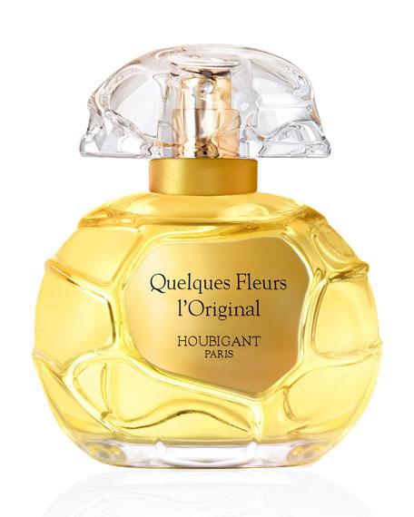 Houbigant Paris Quelques Fleurs L'Original Collection Privee, 3.3