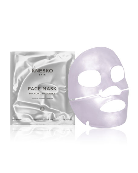 Knesko Skin Diamond Radiance Face Mask (1 Treatment)