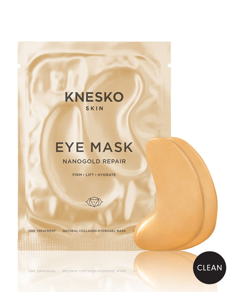 Knesko Skin Nano Gold Repair Collagen Eye Masks