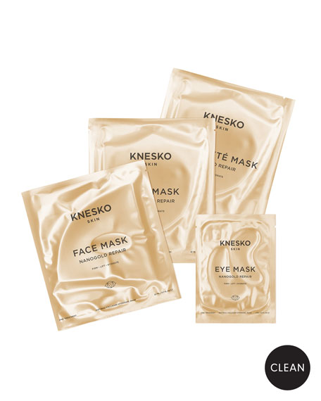 Knesko Skin Nano Gold Repair Signature Facial Set