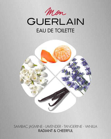 Guerlain Mon Guerlain Eau de Toilette Spray, 1.0 oz./ 30 mL