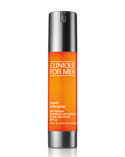 For Men Super Energizer&#153 Anti-Fatigue Hydrating Concentrate Broad Spectrum SPF 25, 1.7 oz./ 50 mL