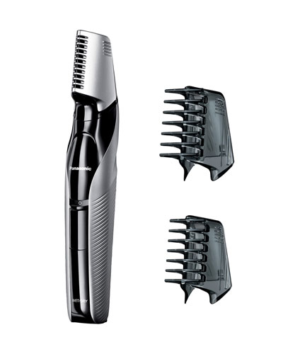 Men's Cordless Electric Body Hair Trimmer