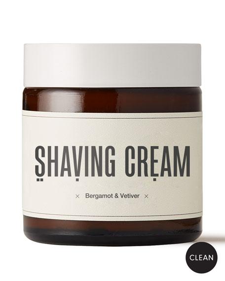 Maapilim Shaving Cream - Bergamot & Vetiver