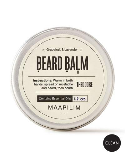 Beard Balm - Grapefruit & Lavender, 1.7 oz./ 50 mL