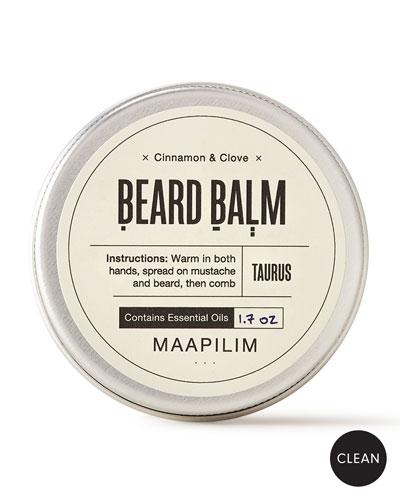 Beard Balm - Cinnamon & Clove, 1.7 oz./ 50 mL