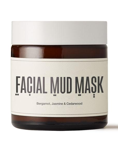Maapilim Facial Mud Mask - Bergamot, Jasmine &