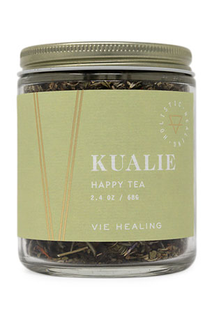 Vie Healing 2.4 oz. Kualie Happy Loose Leaf Tea