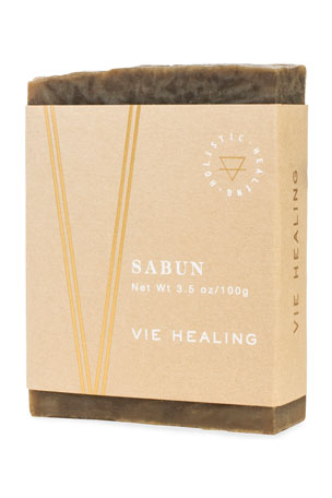 Vie Healing Turkish Coffee Sabun – Handmade Turkish Soap Bar