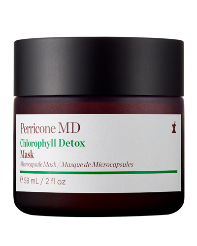 Chlorophyll Detox Mask, 2 oz./ 59 mL