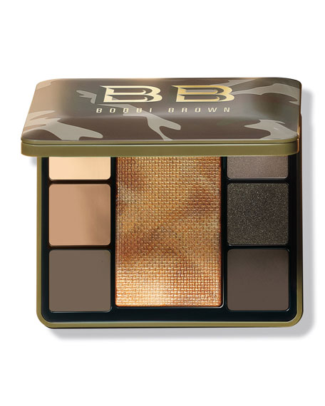 Camo Luxe Collection Eye And Cheek Palette, 1
